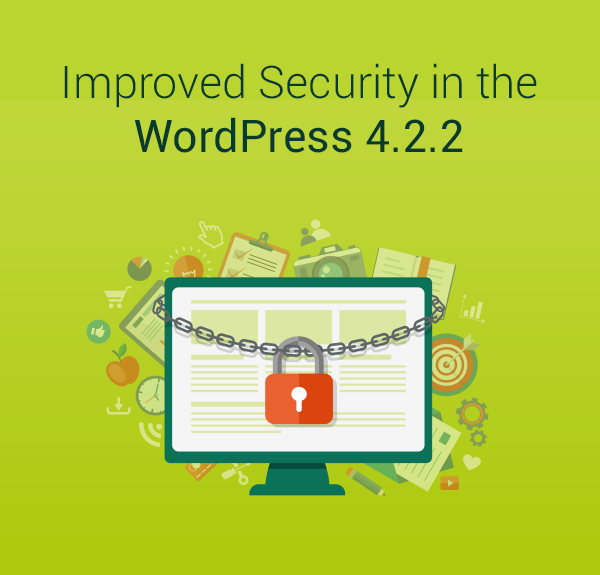 Improved Security in the WordPress 4.2.2 (1)