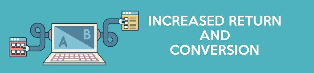 Increased Return and Conversion, Social network for website