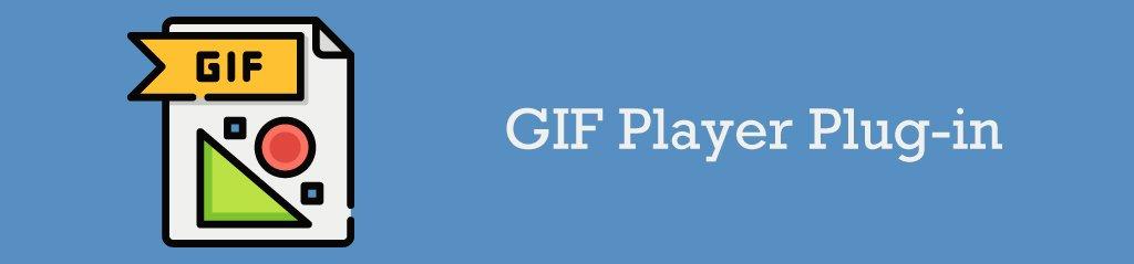 GIF Player Plug-in