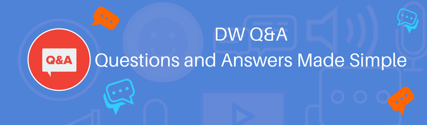 DW Question & Answer