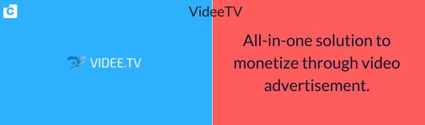 Videe.TV Video Monetization