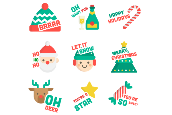 CometChat Chat Stickers