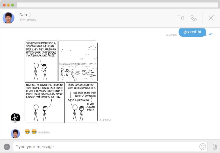 Fun to read webcomics