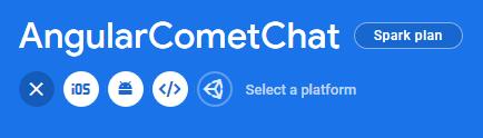 Web app selection